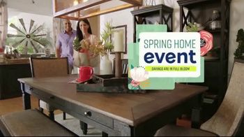 Ashley HomeStore Spring Home Event TV Spot, 'One Final Week: Tyler Creek' Song by Midnight Riot - Thumbnail 2