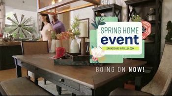 Ashley HomeStore Spring Home Event TV Spot, 'One Final Week: Tyler Creek' Song by Midnight Riot - Thumbnail 3