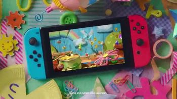 Yoshi's Crafted World TV Spot, 'Launch Trailer' - Thumbnail 2