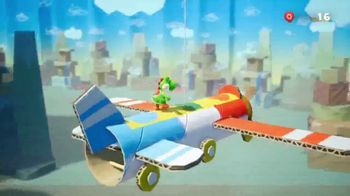 Yoshi's Crafted World TV Spot, 'Launch Trailer'
