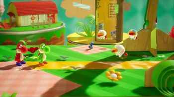 Yoshi's Crafted World TV Spot, 'Launch Trailer' - Thumbnail 7