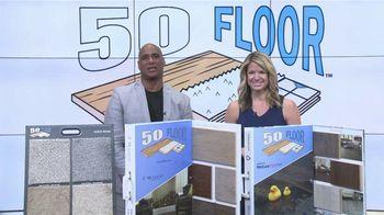 50 Floor TV Spot, 'Easier Than Ever' - Thumbnail 1