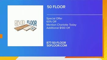 50 Floor TV Spot, 'Easier Than Ever' - Thumbnail 9