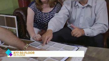 50 Floor TV Spot, 'Easier Than Ever' - Thumbnail 3