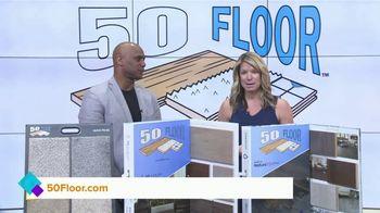 50 Floor TV Spot, 'Easier Than Ever' - Thumbnail 8