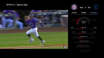 XFINITY MLB Extra Innings TV Spot, 'Home Plate Heroics' - Thumbnail 4