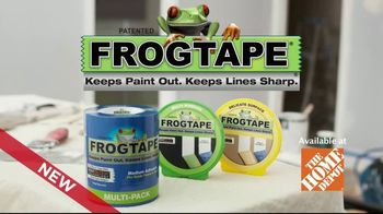 FrogTape Multi-Surface Painter's Tape TV Spot, 'MVP: Basketball' - Thumbnail 10