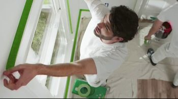 FrogTape Multi-Surface Painter's Tape TV Spot, 'MVP: Basketball' - Thumbnail 5