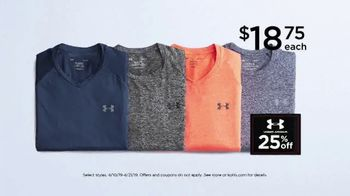 Kohl's TV Spot, 'Under Armour Tops and adidas Shoes' - Thumbnail 6