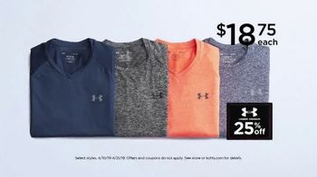 Kohl's TV Spot, 'Under Armour Tops and adidas Shoes' - Thumbnail 7