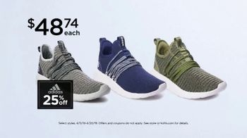 Kohl's TV Spot, 'Under Armour Tops and adidas Shoes' - Thumbnail 8