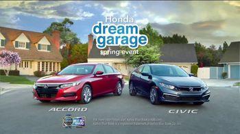 Honda Dream Garage Spring Event TV Spot, 'Cleaning' [T1] - Thumbnail 10