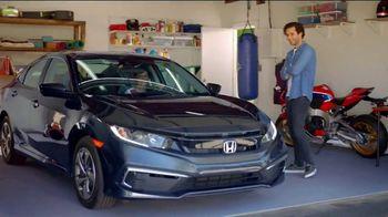 Honda Dream Garage Spring Event TV Spot, 'Cleaning' [T1] - Thumbnail 5