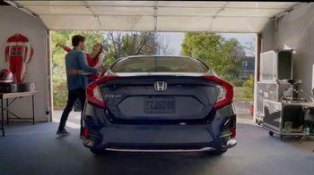 Honda Dream Garage Spring Event TV Spot, 'Cleaning' [T1] - Thumbnail 8