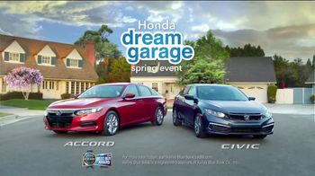 Honda Dream Garage Spring Event TV Spot, 'Cleaning' [T1] - Thumbnail 9