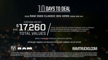 Ram Trucks Spring Sales Event TV Spot, 'Leading Interior Comfort' [T2] - Thumbnail 9