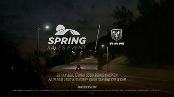 Ram Trucks Spring Sales Event TV Spot, 'Leading Interior Comfort' [T2] - Thumbnail 7