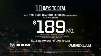 Ram Trucks Spring Sales Event TV Spot, 'Leading Interior Comfort' [T2] - Thumbnail 8