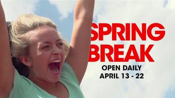 Six Flags Season Pass Sale TV Spot, 'Spring Break' - Thumbnail 3