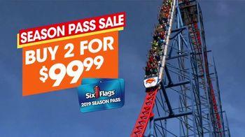 Six Flags Season Pass Sale TV Spot, 'Spring Break' - Thumbnail 7
