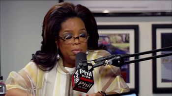 Phil in the Blanks TV Spot, 'Oprah: Her New Book' - 9 commercial airings