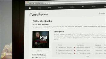 Phil in the Blanks TV Spot, 'Oprah: Her New Book' - Thumbnail 7