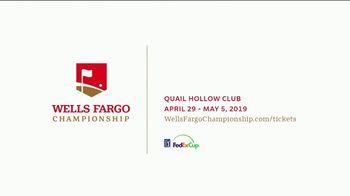 PGA TOUR TV Spot, '2019 Wells Fargo Championship' - Thumbnail 9