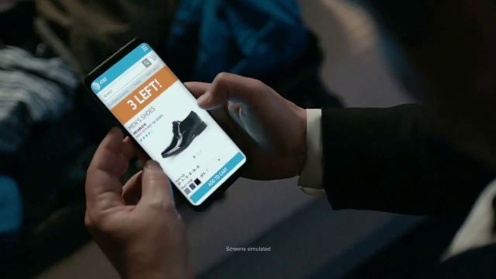 AT&T Business Edge-to-Edge Intelligence TV Commercial, 'Retail'