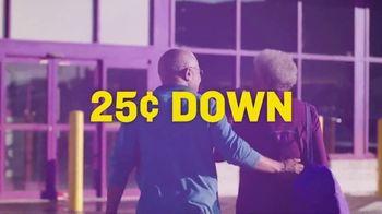 Planet Fitness No Commitment Sale TV Spot, 'Twenty Five Cents Down: Join Now'