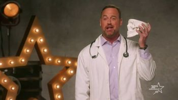 The More You Know TV Spot, 'Laughter' Featuring Matt Iseman - 139 commercial airings