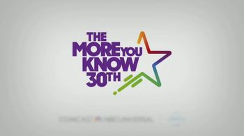 The More You Know TV Spot, 'Laughter' Featuring Matt Iseman - Thumbnail 9