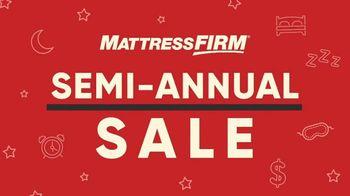 Mattress Firm Semi-Annual Sale TV Spot, 'Sleepy's' - Thumbnail 1