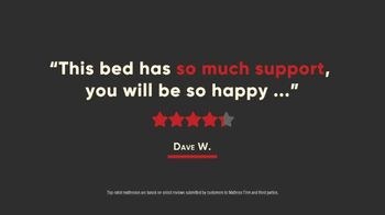 Mattress Firm Semi-Annual Sale TV Spot, 'Sleepy's' - Thumbnail 4