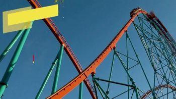 Six Flags TV Spot, 'Spring Break: Save $25' - Thumbnail 7