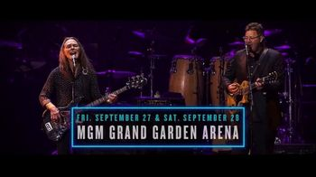 Eagles TV Spot, '2019 MGM Garden Arena: American Express Card Members'