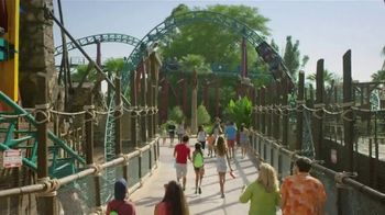 Busch Gardens Food & Wine Festival TV Spot, 'All That's New: Silver Pass' - Thumbnail 1