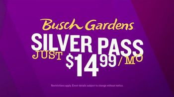 Busch Gardens Food & Wine Festival TV Spot, 'All That's New: Silver Pass' - Thumbnail 10