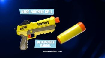 Nerf Fortnite Blasters TV Spot, 'Finally' - Thumbnail 8