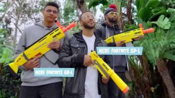 Nerf Fortnite Blasters TV Spot, 'Finally' - Thumbnail 9