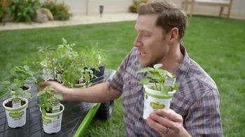 Miracle-Gro Performance Organics TV Spot, 'A&E Network: Salsa Garden' - Thumbnail 5
