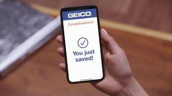 GEICO Car Insurance TV Spot, 'Computer Simulation' - Thumbnail 5