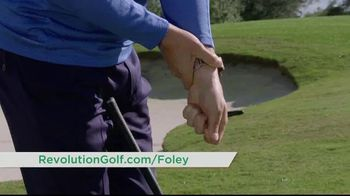 Revolution Golf TV Spot, 'Foley Factor Short Game' - Thumbnail 7