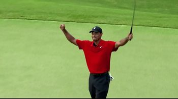 Rolex TV Spot, 'Stories of Perpetual Excellence: A New Standard' Featuring Tiger Woods - 239 commercial airings