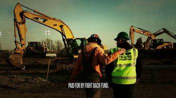 Fight Back Fund TV Spot, 'Build' - Thumbnail 10