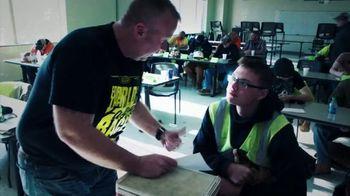Fight Back Fund TV Spot, 'Build' - Thumbnail 4