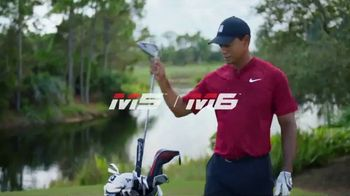 TaylorMade TV Spot, 'Engineered to Make Everybody Faster With Injected Twist Face' Featuring Tiger Woods - Thumbnail 10