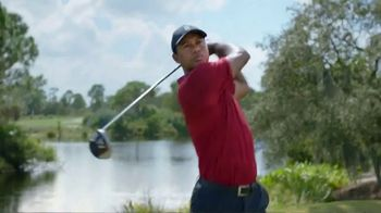 TaylorMade TV Spot, \'Engineered to Make Everybody Faster With Injected Twist Face\' Featuring Tiger Woods