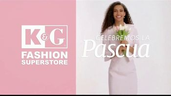 K&G Fashion Superstore TV Spot, 'Los estilos de Pascua que te encantarán' [Spanish] - Thumbnail 3