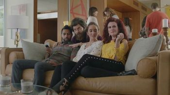 Sling TV Spot, 'First Timers' Featuring Nick Offerman, Megan Mullally - Thumbnail 6