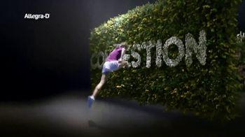 Allegra-D TV Spot, 'Dual Action: Tennis' - Thumbnail 4